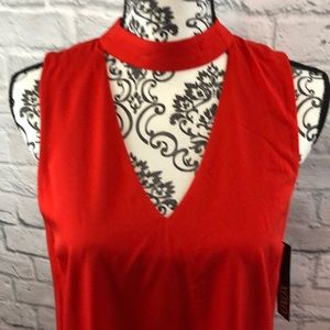 284c44c769e XOXO Dresses - XOXO women s choker red dress